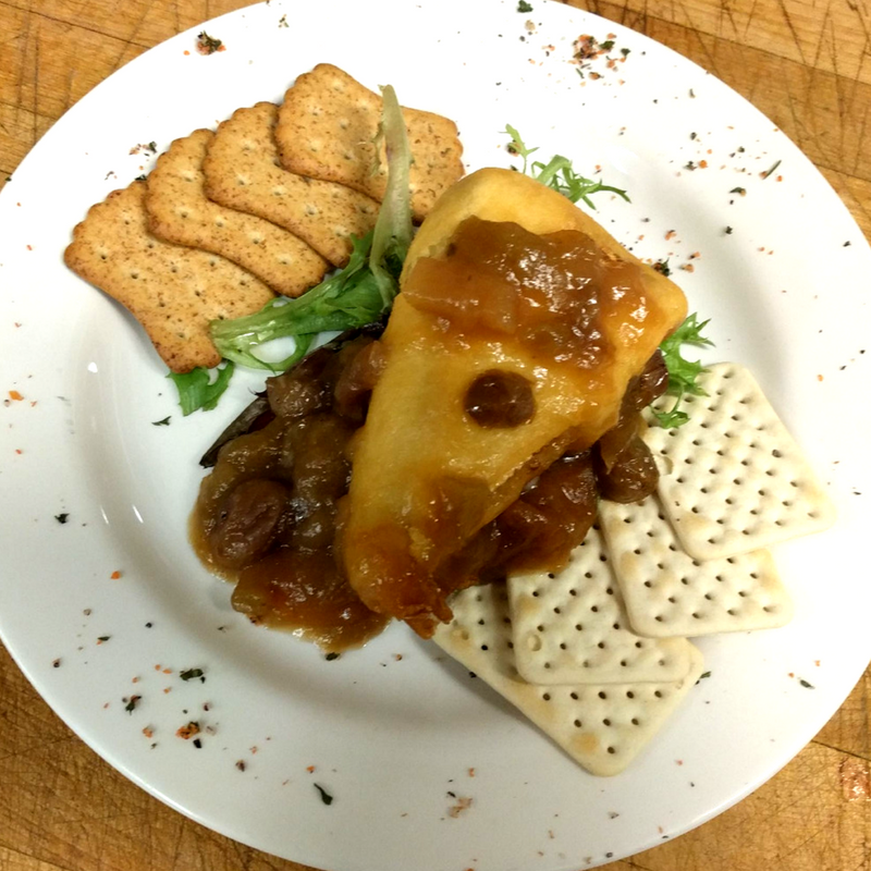 Baked Brie - Carriage House