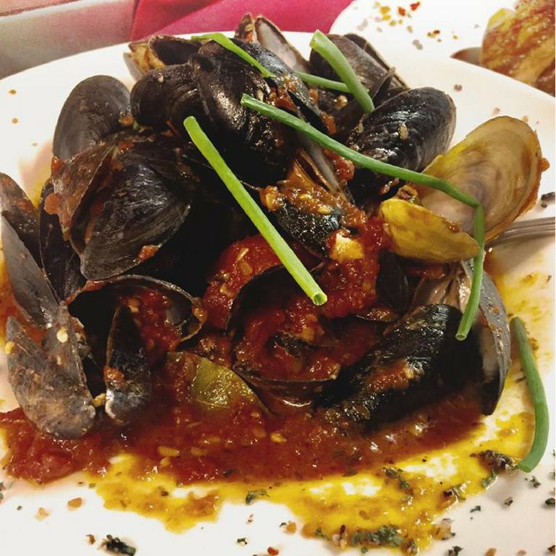 Mussels Fra Diablo