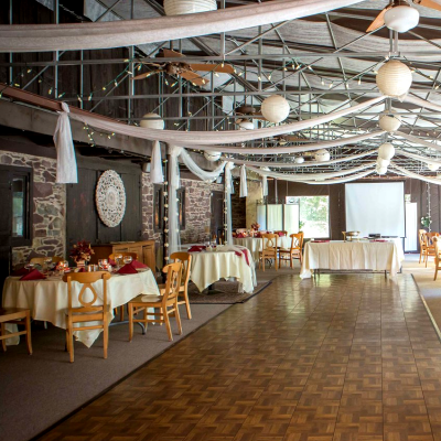 Carriage House Brunch Parties
