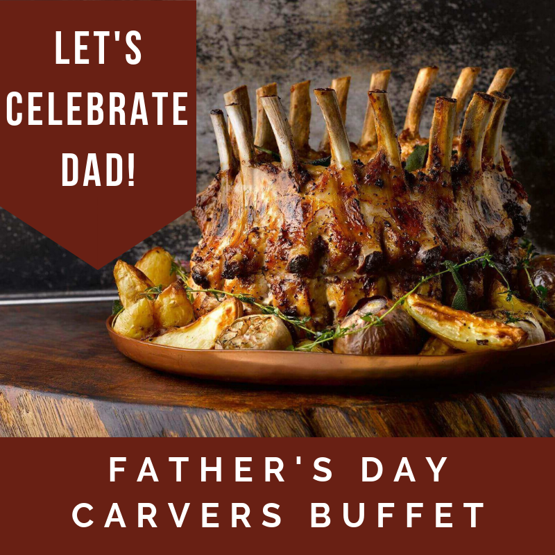 Father's Day Carvers Buffet