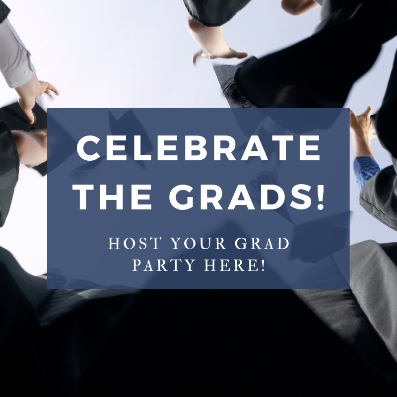 Grad Parties at Carriage House Restaurant