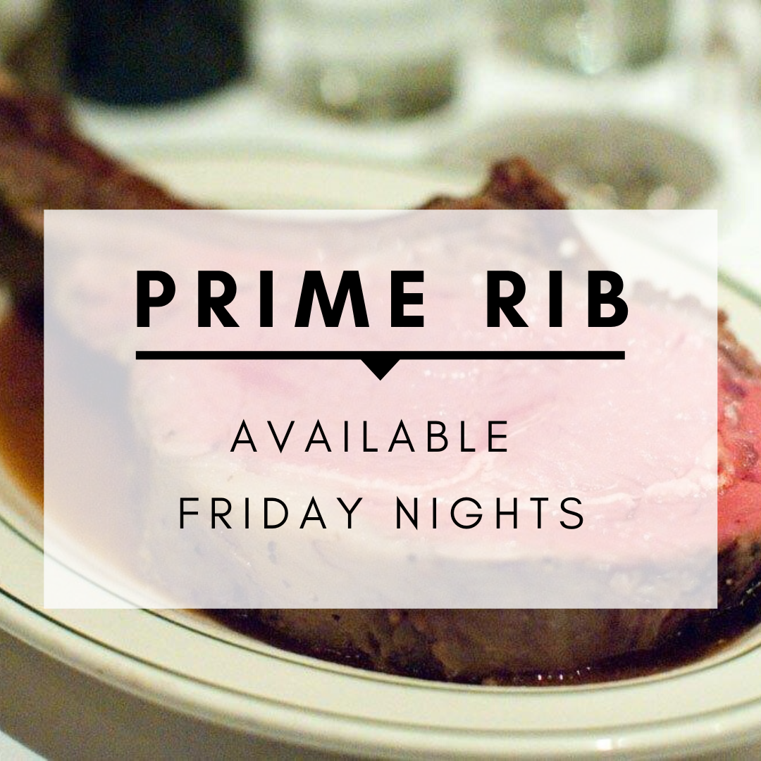 Prime Rib Carriage House Restaurant